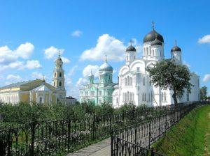 Междугороднее такси(трансфер) Нижний Новгород – Дивеево