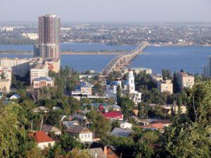 Междугороднее такси (трансфер) Нижний Новгород – Саратов