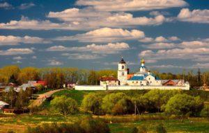 Междугороднее такси (трансфер) Нижний Новгород – Суздаль