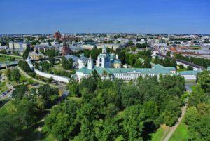 Междугороднее такси (трансфер) Нижний Новгород – Ярославль
