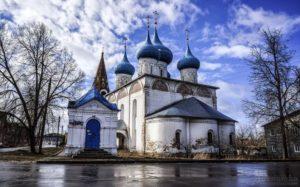 Междугороднее такси (трансфер) Нижний Новгород – Гороховец