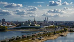 Междугороднее такси (трансфер) Нижний Новгород – Казань