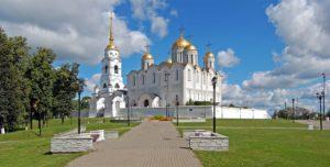 Междугороднее такси (трансфер) Нижний Новгород – Владимир