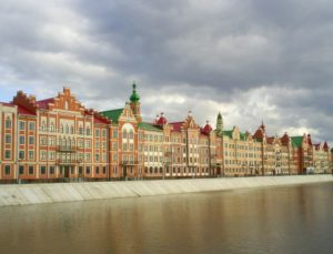 Междугороднее такси (трансфер) Нижний Новгород – Йошкар-Ола